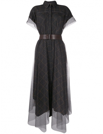 Dress Brunello Cucinelli - BIG BOSS MEGEVE