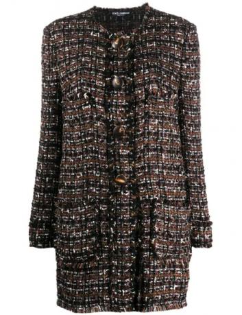 Manteau acrylique Dolce Gabbana - BIG BOSS MEGEVE