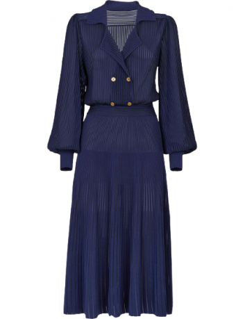 Shirt shaped dress Fendi - BIG BOSS MEGEVE