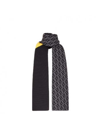wool scarf Fendi - BIG BOSS MEGEVE