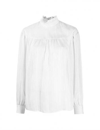 Silk blouse Saint Laurent - BIG BOSS MEGEVE
