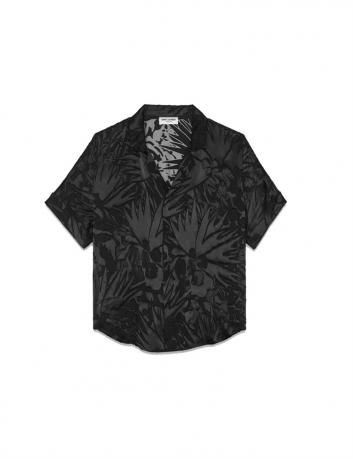 Embossed blouse Saint Laurent - BIG BOSS MEGEVE