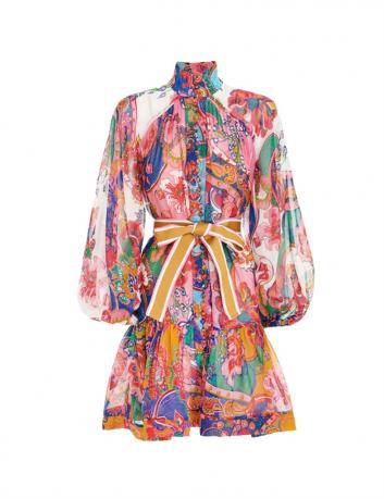Lovestruck paisley dress Zimmermann - BIG BOSS MEGEVE