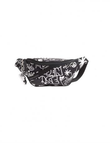 Printed belt bag Golden Goose - BIG BOSS MEGEVE