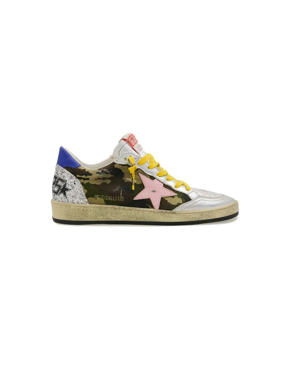Ball star camouflage sneakers Golden Goose - BIG BOSS MEGEVE
