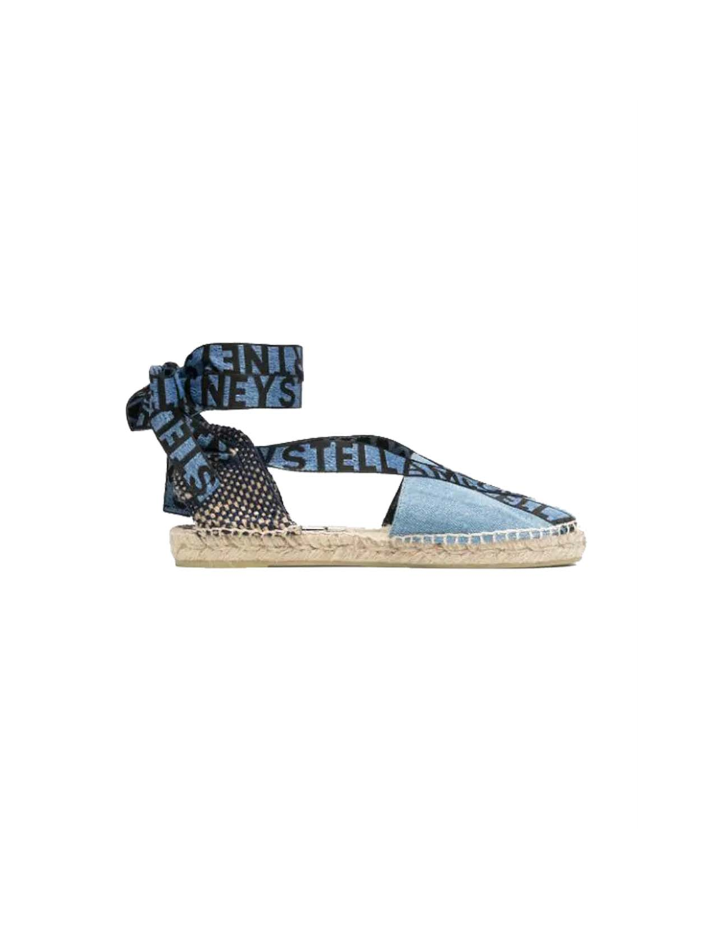 Denim espadrilles Stella Mccartney - BIG BOSS MEGEVE