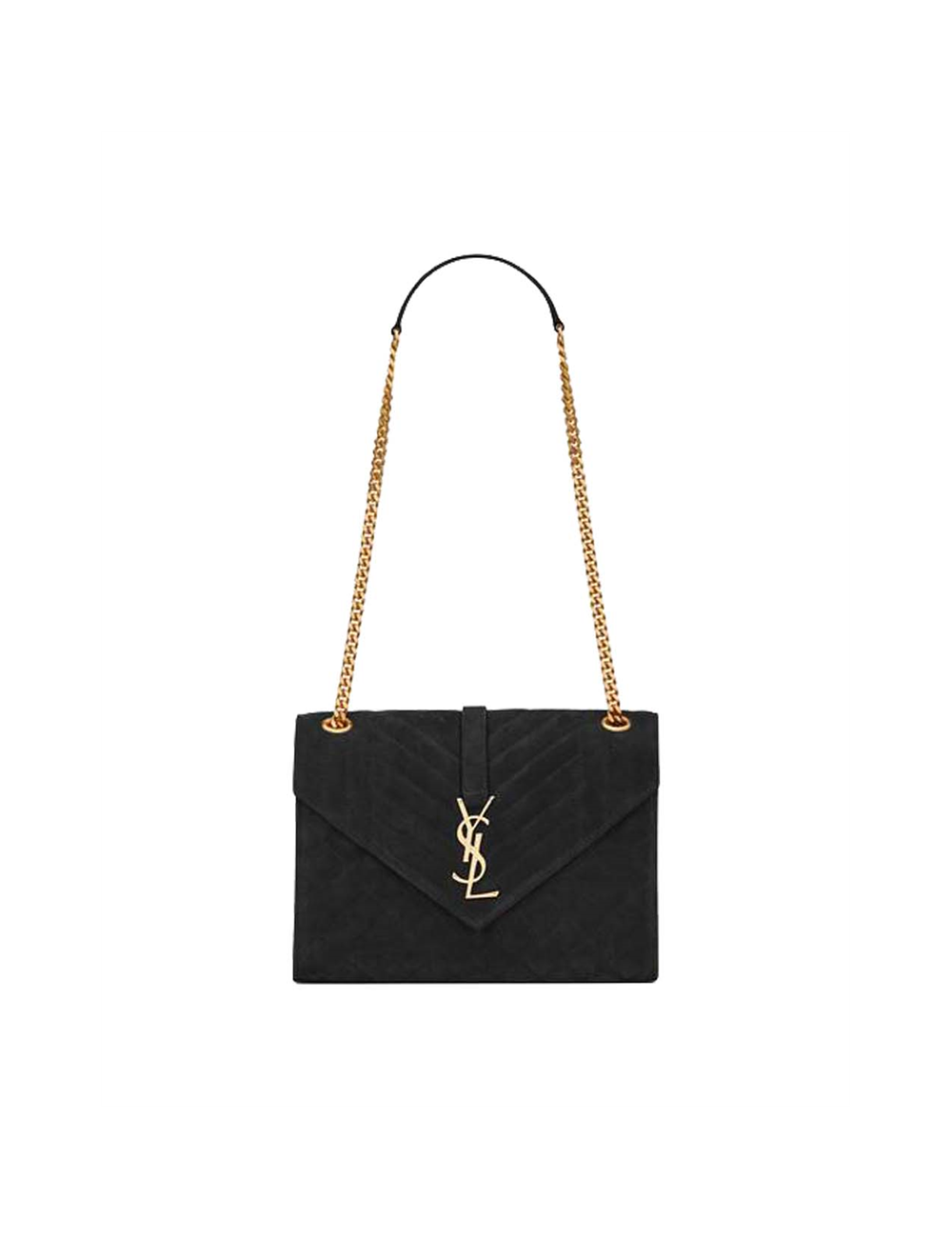 Monogramm envelope bag Saint Laurent - BIG BOSS MEGEVE