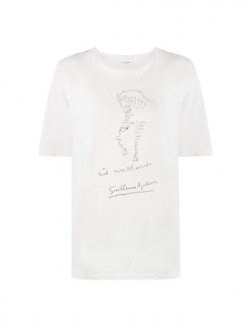 Apollinaire T-shirt Saint Laurent - BIG BOSS MEGEVE