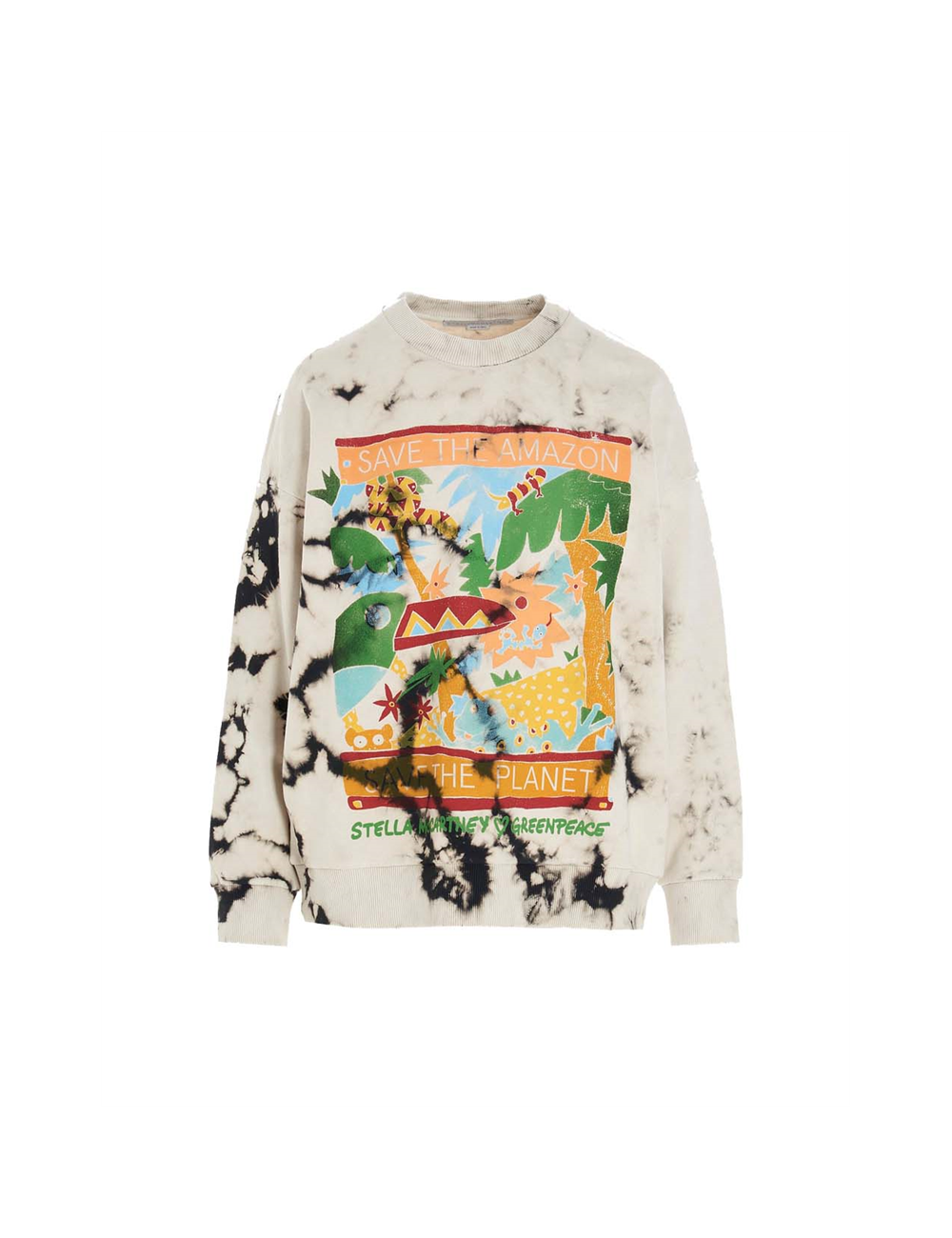 Rainforest sweatshirt Stella McCartney - BIG BOSS MEGEVE